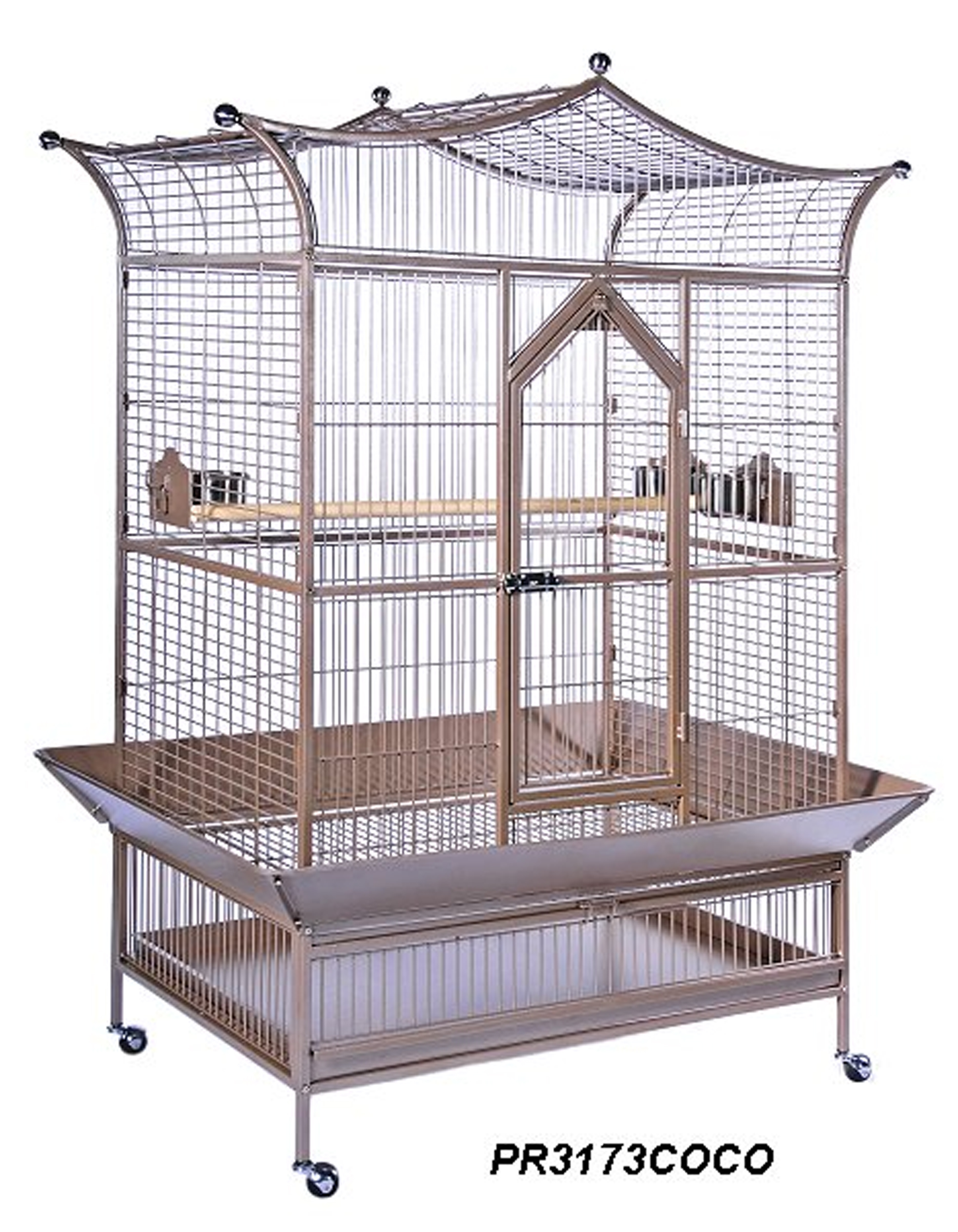 Cages & Aviaries | The White Finch Aviary